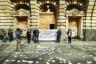 Matolcsy távozását követeltük az MNB székháznál