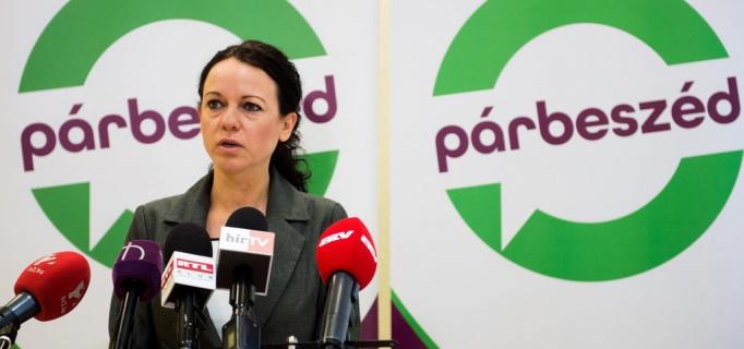 Szabó Tímea Párbeszéd PM