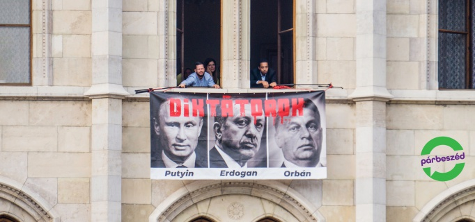 Erdogan Orbán Viktor