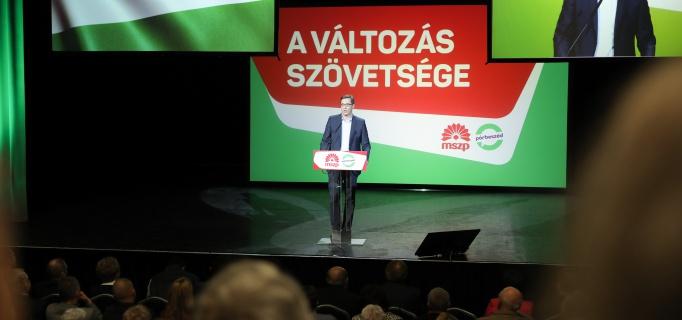 Karácsony Gergely miniszterelnök-jelölt