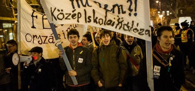 kiha_tüntetés