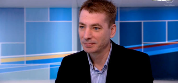 Jávor Benedek az ATV Startban - 2014.01.16.