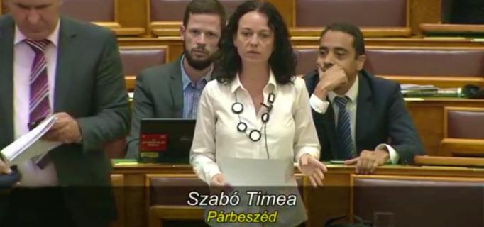 Parlamenti vizsgálóbizottság