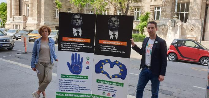Párbeszéd, Európai Ügyészség, választások, OLAF