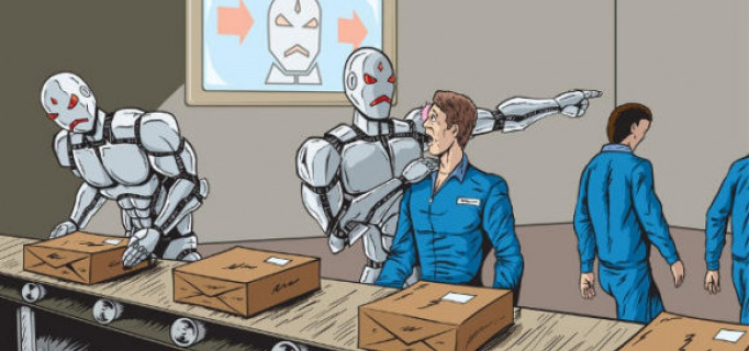 robotizáció