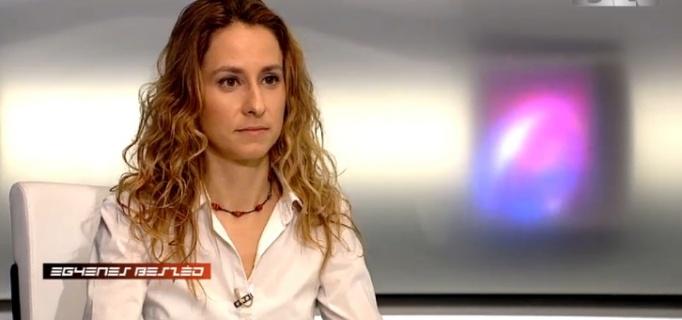Szabó Rebeka az Egyenes Beszédben - 2014.02.27.