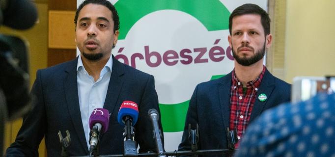 Tordai Bence, Kocsis-Cake Olivio, Párbeszéd, vagyonnyilatkozat, átláthatóság, politika